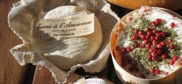 Quel vin de Haute-Provence boire avec un Banon ?