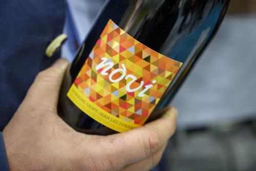 fête du vin primeur 2019 vin primeur rouge château saint-jean-lez-durance novi