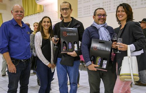 fête du vin primeur 2019 gagnants du concours facebook community manager et président ODG